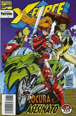 X-Force Vol. 1 (1992-1995) #39