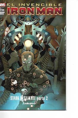 El invencible Iron Man (Rústica) #12