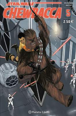 Star Wars. Chewbacca (Grapa 32 pp) #5