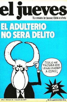 El Jueves (Revista) #6