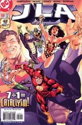 JLA Vol. 1 (1997-2006) (Comic-Book) #50