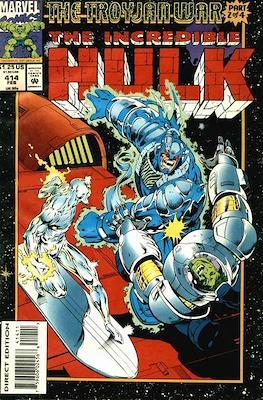 The Incredible Hulk Vol.1 (Saddle-stitched. 1962-1999) #414