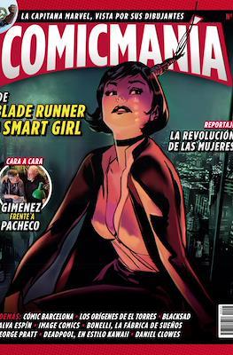 Comicmanía (Revista 100 pp) #1