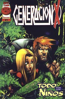 Generación-X Vol. 2 (1996-2000) (Grapa 24 pp) #21
