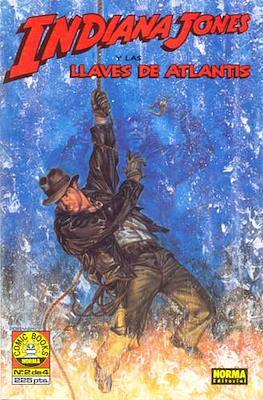 Indiana Jones y las llaves de Atlantis #2