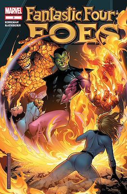 Fantastic Four: Foes (Comic Book) #3
