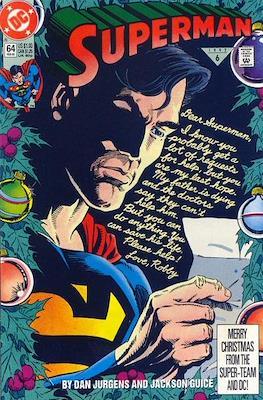 Superman Vol. 2 (1987-2006) #64