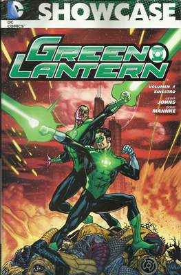 Green Lantern Showcase