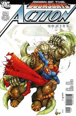 Action Comics Vol. 1 (1938-2011; 2016-) (Comic Book) #904