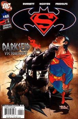Superman / Batman (2003-2011) (saddle-stitched) #42