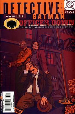 Detective Comics Vol. 1 (1937-2011; 2016-) (Comic Book) #754
