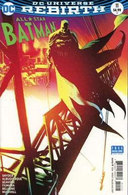 All Star Batman Vol. 1 (Variant Covers) (Comic-book) #11.1