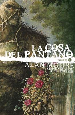 La Cosa del Pantano de Alan Moore (Cartoné 432-368 pp) #1