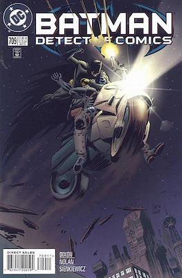Detective Comics Vol. 1 (1937-2011; 2016-) (Comic Book) #709