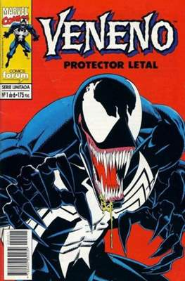 Veneno. Protector letal (1994) (Grapa) #1