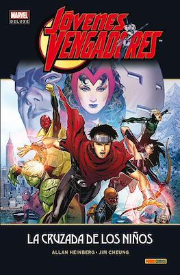 Jóvenes Vengadores. Marvel Deluxe (Cartoné) #3