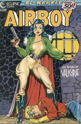Airboy (1986-1989) #5