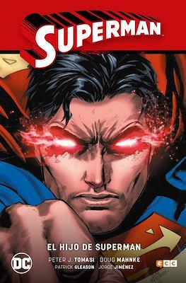 Superman de Peter Tomasi y Patrick Gleason (Cartoné) #1
