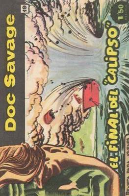 Doc Savage (Grapa (1961)) #19