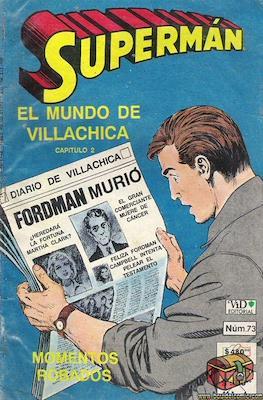 Supermán (1986-2001) #73