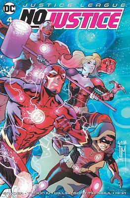 Justice League: No Justice (2018) Grapa #4