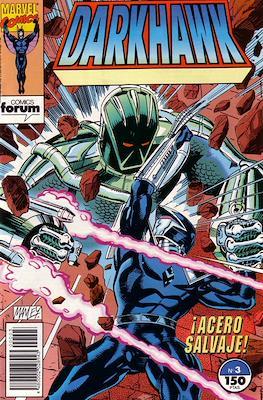 Darkhawk (1993-1994) (Grapa. 17x26. 24 páginas. Color.) #3