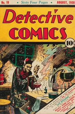 Detective Comics Vol. 1 (1937-2011; 2016-) (Comic Book) #18