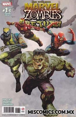 Marvel Zombies Return (Portadas Variantes) #2