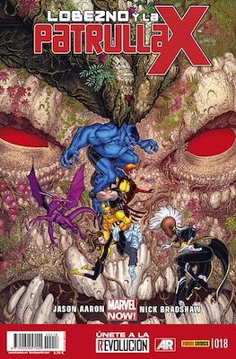 Lobezno y la Patrulla-X / Spiderman y La Patrulla-X (2012-2015) #18