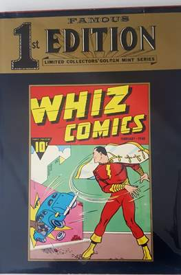 Famous First Edition Whiz Comics F-4