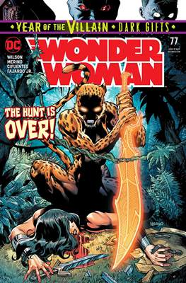 Wonder Woman Vol. 5 (2016-) (Comic book) #77