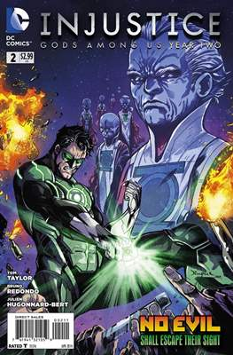 Injustice: Year Two Vol 1 #2
