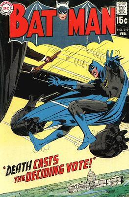 Batman Vol. 1 (1940-2011) (Comic Book) #219