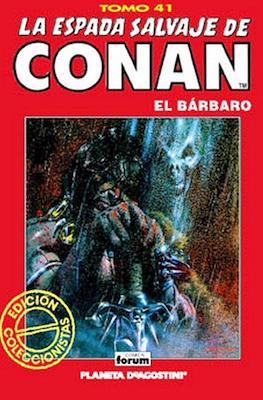 La Espada Salvaje de Conan el Bárbaro. Edición coleccionistas (Rojo) #41