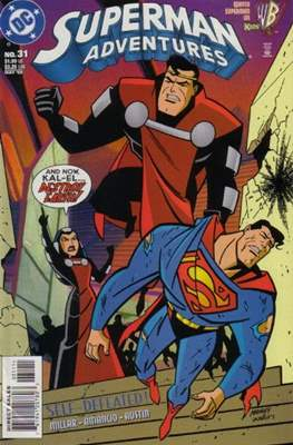 Superman Adventures (Comic-book) #31