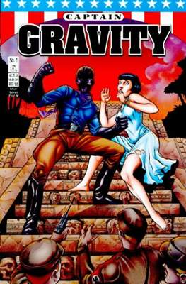 Captain Gravity (Comic Book 36 pp) #1