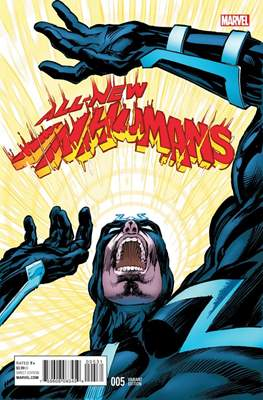 All-New Inhumans (Variant Cover) #5.2