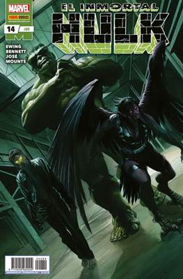 El Increíble Hulk Vol. 2 / Indestructible Hulk / El Alucinante Hulk / El Inmortal Hulk (2012-) (Comic Book) #89/14