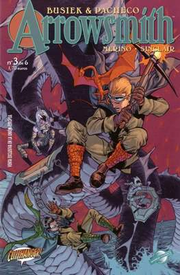 Arrowsmith (2004) (Grapa 24-28 pp) #3