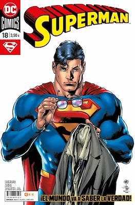 Superman. Nuevo Universo DC / Renacimiento (Grapa) #97/18