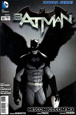 Batman (2012-2017) (Grapa) #10