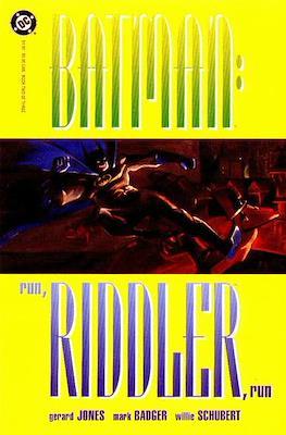 Batman: Run, Riddler, Run (Softcover 48 pp) #2