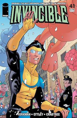 Invincible (Comic-book) #41