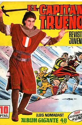 El Capitán Trueno. Album gigante (Grapa 32 pp) #48