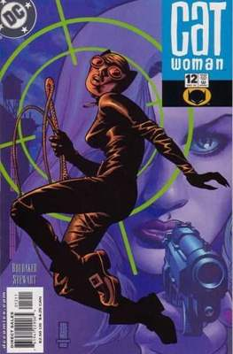 Catwoman Vol. 3 (2002-2008) (Comic Book) #12