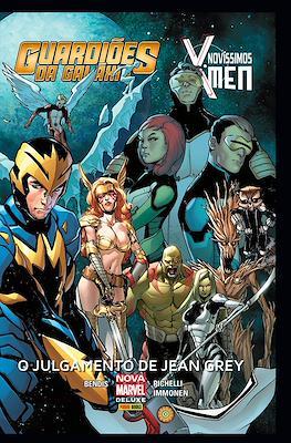 Guardiões da Galáxia / Novíssimos X- Men: O julgamento de Jean Grey