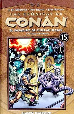 Las Crónicas de Conan #15