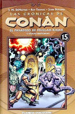 Las Crónicas de Conan (Cartoné 240 pp) #15