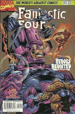 Fantastic Four Vol. 2 (Comic Book) #12