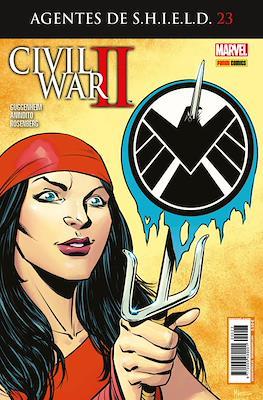 Agentes de S.H.I.E.L.D. (2015-2017) (Grapa 24 pp) #23